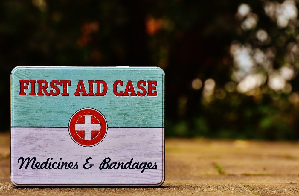 How to Make a Toddler First Aid Kit