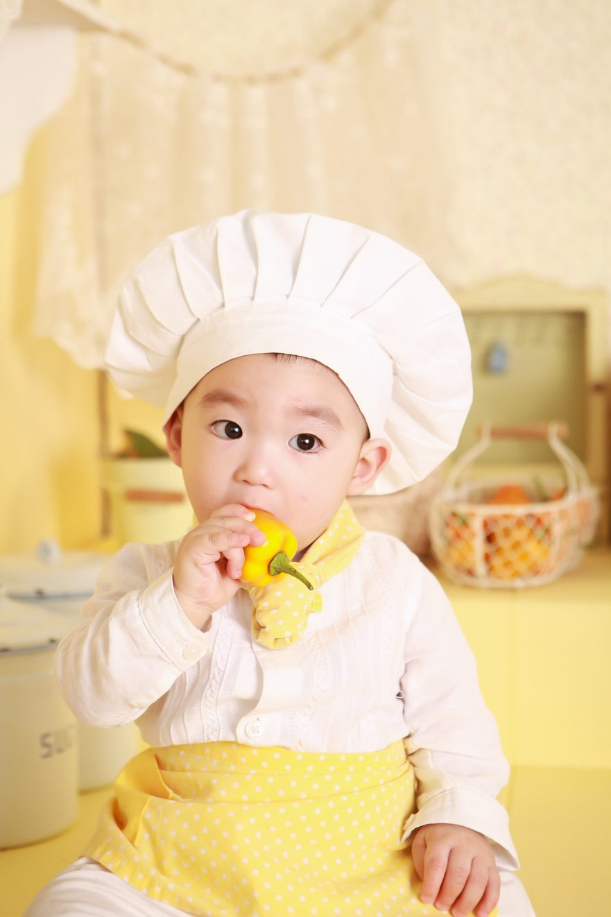 Child Cooking Chef
