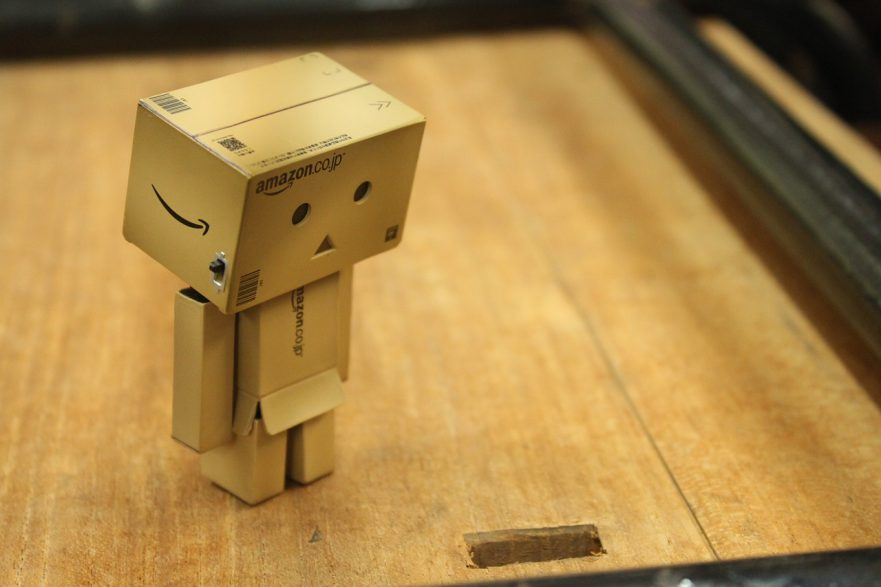 Danbo Disappointed