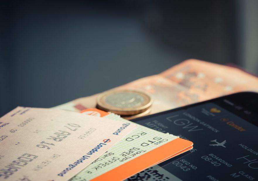 Flight Ticket for Child